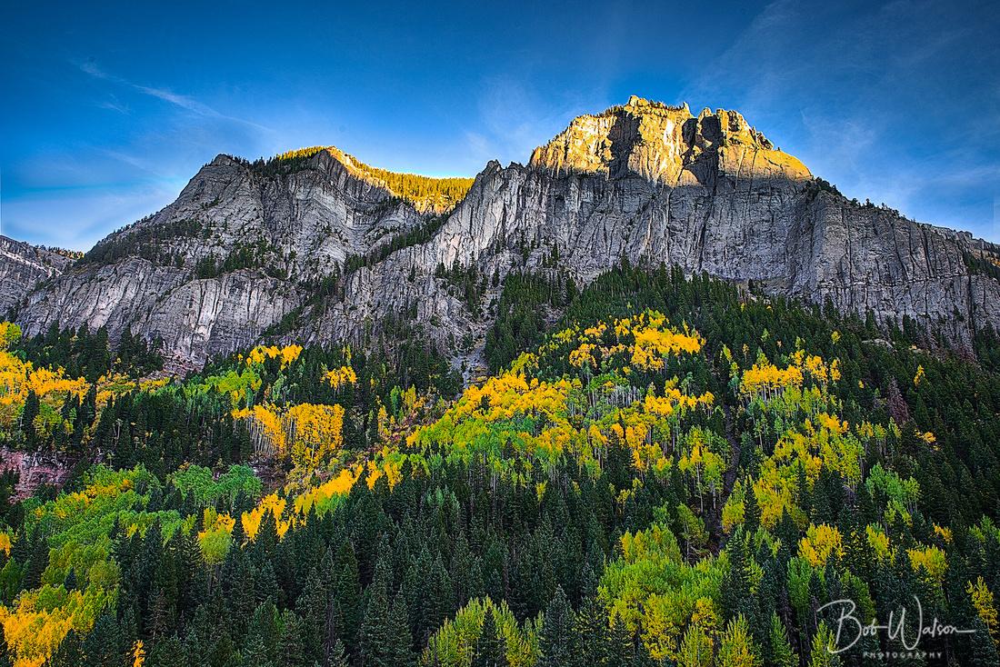 Uncompahgre National Forest, San Juan Mountains, Colorado