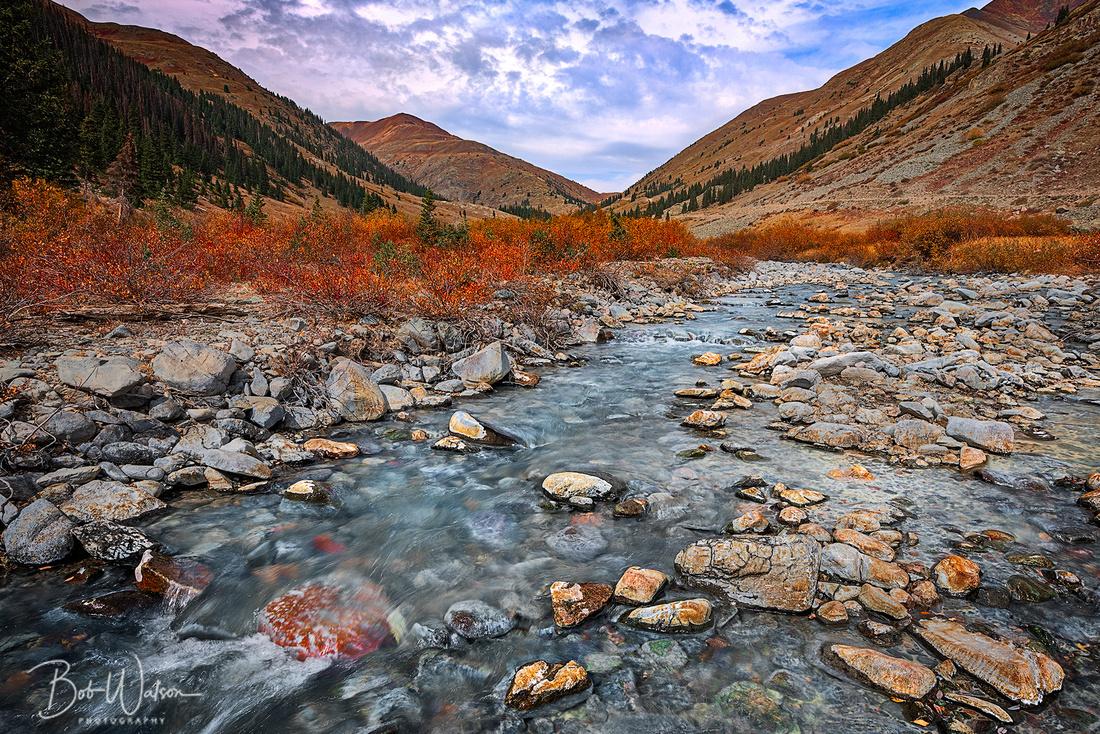 Animus River, San Juan Mountains, Colorado