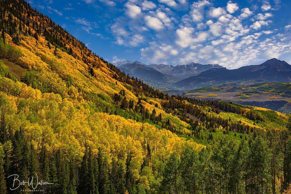 San Juan Mountains and National Forest, Colorado