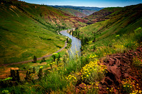 Grande Ronde River, Oregon